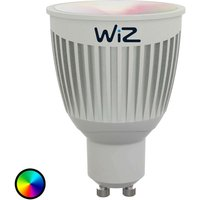 GU10 WiZ LED bulb without remote  RGB   white