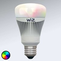 E27 WiZ LED bulb without remote  RGB   white