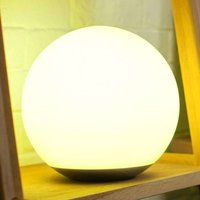 WiZ technology   LED table lamp Spirit  glass