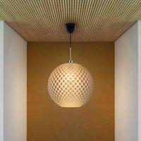Light Flechtwerk designer pendant lamp