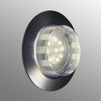 Tito LED wall recessed light  warm white