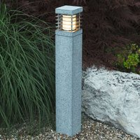 La Mer path light made from genuine granite