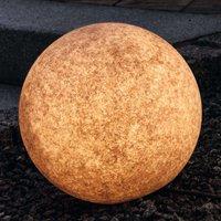 Decorative light Mundan 40 cm  terracotta