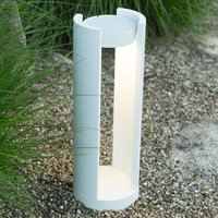 LED pillar light Lilli with pivotable head