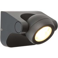 Adjustable LED outdoor wall light Larry