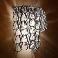 Minigiogali wall light  chrome