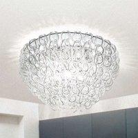Giogali glass ceiling light  60 cm
