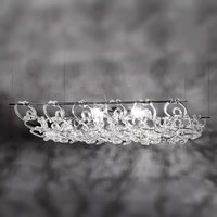 Giogali3D hanging light 90 cm long