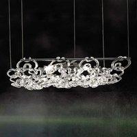 Giogali3D hanging light 50 cm long