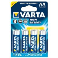 High Energy Mignon 4906 AA batteries from VARTA