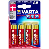 VARTA Mignon 4706 AA batteries four pack