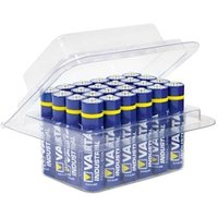 VARTA Micro AAA 24 battery box