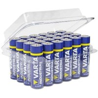 VARTA casing of 24 Mignon AA batteries