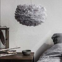 UMAGE Eos medium hanging lamp  light grey