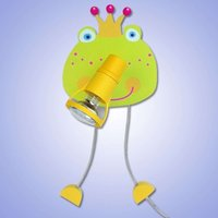 Lively Frog wall light