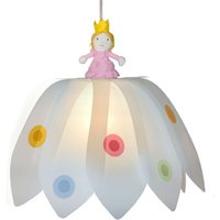 Enchanting Flower Princess hanging light