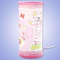 Sweet Teddy children s table lamp with LED