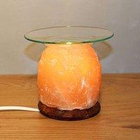 Aroma salt lamp NATURE for atmospheric lighting