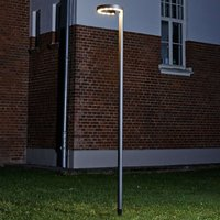 LED post light Jannis with 24 W Cree LEDs
