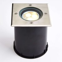LED swivelling installed ground light IP67 215 Lm