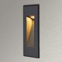 Indirect shining LED installed wall light Nuno
