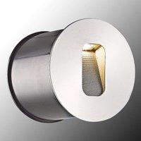 Round LED installed wall light Telke for outdoors