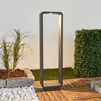 Ninon   LED path light with rounded corners