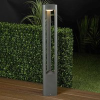 Nanna Aluminium Path Lamp with LEDs