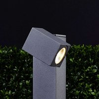 Lorik   LED pathway light with flexible head