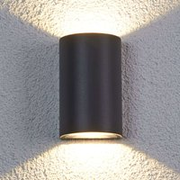 Jale semicircle LED outdoor light