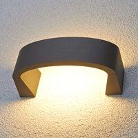 Peppa  Elegant LED Exterior Wall Lamp  IP54