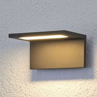 Caner Flat LED outdoor wall light
