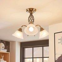 3 bulb ceiling light Mialina