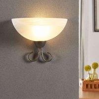 Attractive wall lamp Castila