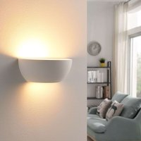 Jimmy LED wall lamp with Easydim function  plaster