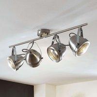 Zoja ceiling spotlight  4 bulb