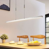 Lucande Myron LED hanging light with touch dimmer