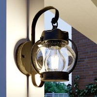 Lindby Stefania outdoor wall lamp  antique  E27