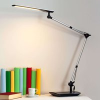 Felipe LED Desk Lamp with Clip on Base