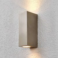 Outdoor wall light Haven  stainless steel