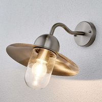 Outdoor wall light Femi  made of stainless steel
