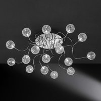 Asterio extraordinary ceiling light