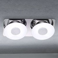 Exquisite Wanja LED ceiling light with 2  bulbs