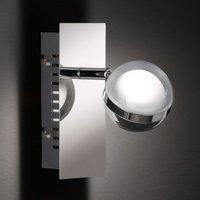 Fulton modern LED spotlight