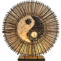 Charming YING YANG BATUR table lamp