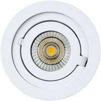 ELC Kronos LED downlight  adjustable   9 8 cm