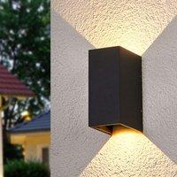 Bilaterally luminous  outdoor LED wall lamp Kimian