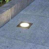 Doris   angular LED recessed floor light