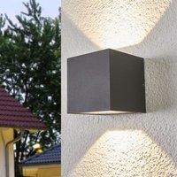 Merjem LED wall light with up  and downlight