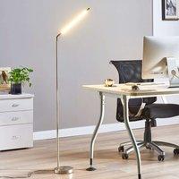 Minimalist LED floor lamp Jabbo for reading